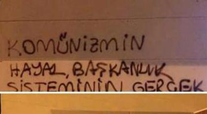 AKP'liler karaladı cezayı öğrenciler yedi