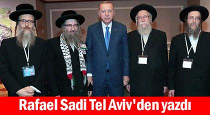 Yahudi liderlerden ne istedi