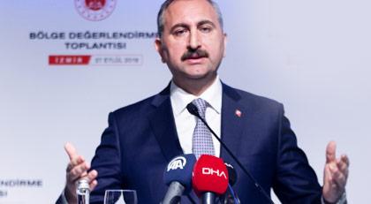 Adalet Bakanı yine Pelikancılara çaktı
