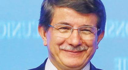 Ahmet Davutoğlu'ndan sürpriz buluşma