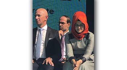 Dünyanın en zengin adamı Türkiye'de