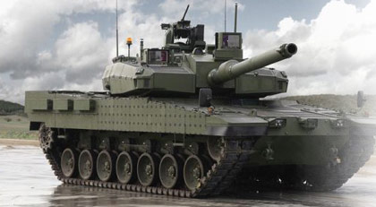 Peki Türkiye'nin kaç tankı var