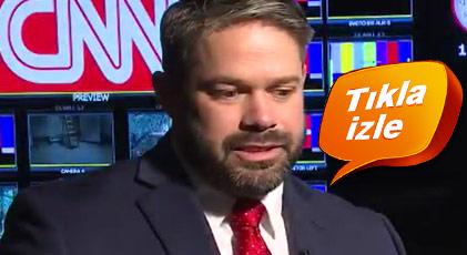 CNN'in çok gizli görüntüleri sızdı