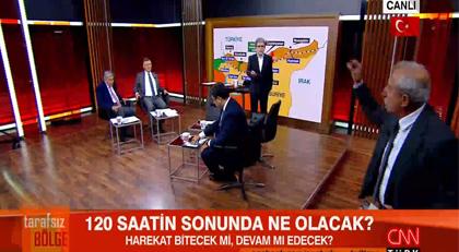 AKP'li isim ırkçılık tartışmasında programı terk etti