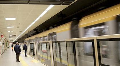 Metroya 29 Ekim ayarı