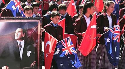 Avustralya'nın kalbinde Cumhuriyet Bayramı