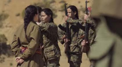 Barzani, PKK propagandasına sponsor oldu