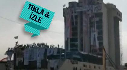 """""""Türk restoranı"""" ele geçirildi"""