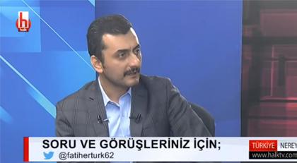 Eren Erdem Canan Kaftancıoğlu'nun koltuğuna mı oturacak