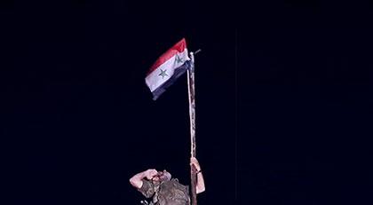 Suriye Ordusu'ndan dikkat çeken hamle