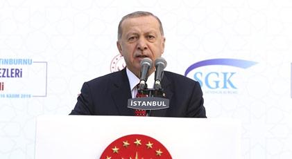"""Erdoğan'dan """"zarar ediyor"""" itirafı"""