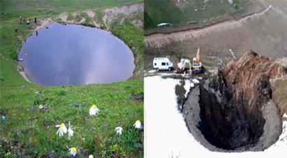 AKP'den geç kalan Dipsiz Göl hamlesi