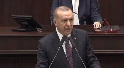 Erdoğan'dan ÖSO'ya: Yiğitler