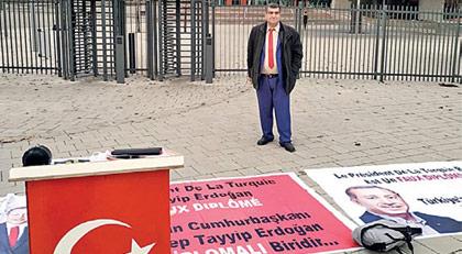 """""""Mahkemenin Erdoğan hakkında yargılama başlatacağına inanıyoruz"""""""