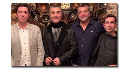 Aydınlık yazarından Sedat Peker'li fotoğrafa Dündar Kılıç'lı yanıt