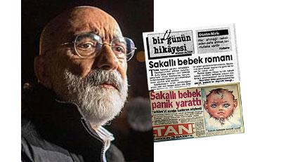 """Sakallı bebek """"haberi""""nin altından Ahmet Altan çıktı"""
