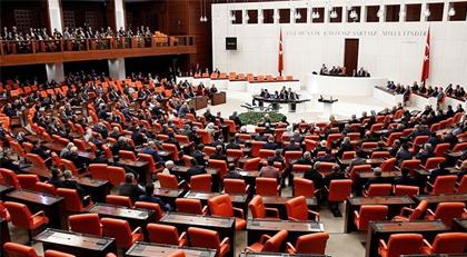Meclis'te AKP-CHP-MHP-İYİ Parti'yi birleştiren yasa tasarısı