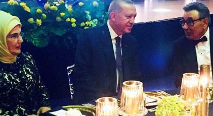 Erdoğan'la Aydın Doğan'ın bir araya geldiği gecede neler yaşanıyor