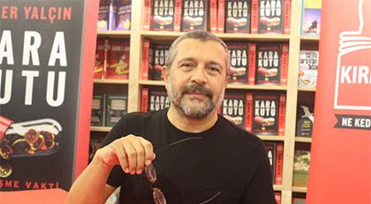 Soner Yalçın Ankara'da