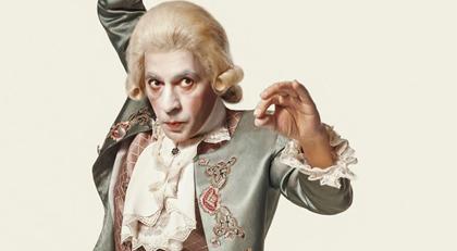 Amadeus sahnede