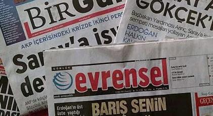 Muhalif gazetelerin boğazını sıkan Basın İlan Kurumu'nun bilinmeyen bağlantıları