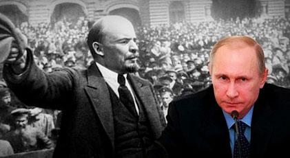 Putin'in bitmeyen Lenin öfkesi