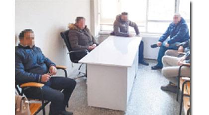 AKP'nin sürgün odası