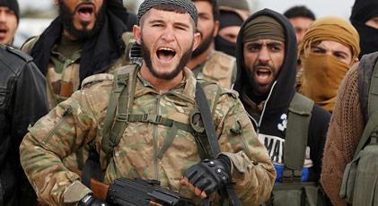 Suriye'deki ÖSO'cular hangi ülkeye gidiyor