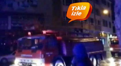 AVM'de yangın: 2 ölü