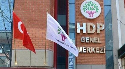 """HDP'den tehdit gibi açıklama: """"Süreç zarar görmesin diye bazı bildiklerimizi açıklamıyoruz"""""""