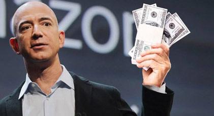 Artık zirvede Jeff Bezos yok