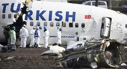 Düşen THY uçağındaki sır, ABD baskısıyla saklanmış