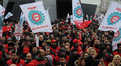 130 bin işçiye karşı lokavt kararı