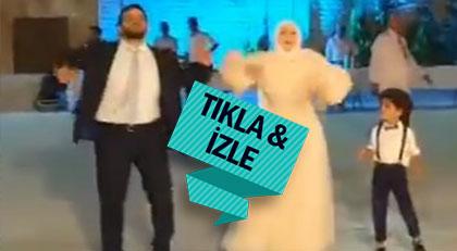 Dansın güzelliği işte budur