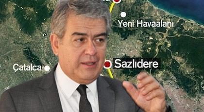 Süheyl Batum Kanal İstanbul yolundaki arazisini böyle açıkladı