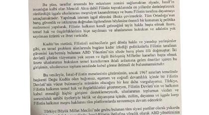 AKP, CHP, MHP, HDP ve İYİ Parti buluştu: Bu planı yok sayıyoruz