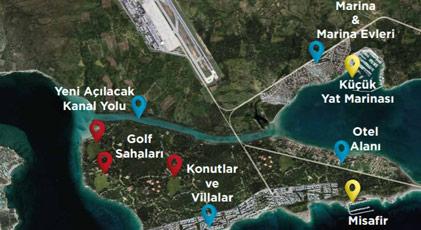 Araplardan Türkiye'de yeni kanal projesi