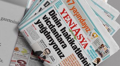 Nurcuların gazetesine yasak kalktı