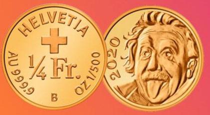 Dünyanın en küçük altın parası