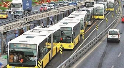 İstanbul'da ulaşıma zam talebi