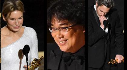 Ve Oscar sahibini buldu
