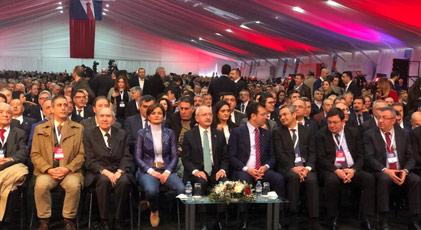 CHP'de kongre bitti kavgası bitmedi