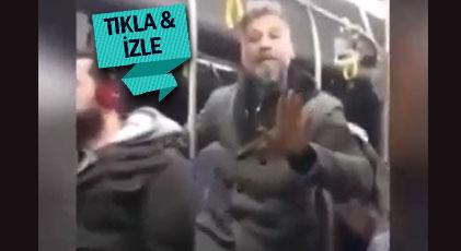 """""""Türkiye'de insanlar öpüşemez mi, sana ne..."""""""