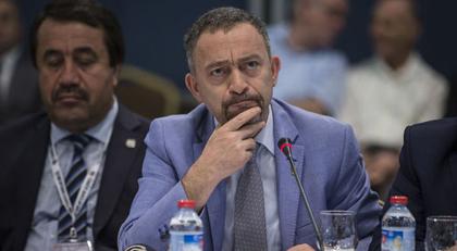 CHP üyesi Ümit Kocasakal boykotu deldi