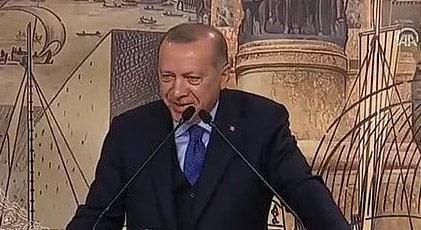 Erdoğan'ın bugün konuştuğu toplantının sırrı ne