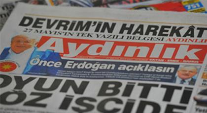 Aydınlık'tan MHP'yi çok kızdıracak mesaj