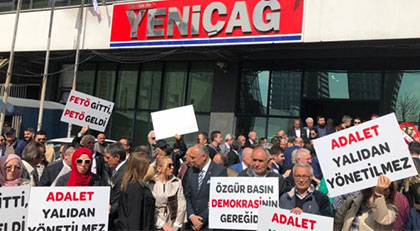 İYİ Parti'den Yeniçağ'a destek