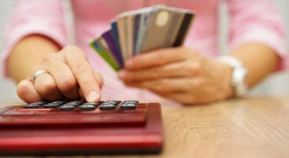 """""""Kredi kartı borçları silinsin"""""""