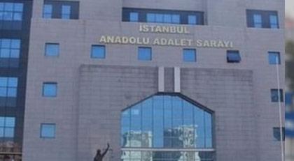 İstanbul Anadolu Adliyesi'nde koronavirüs alarmı