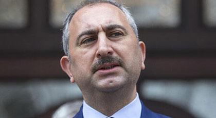 Adalet Bakanı yeni önlemleri açıklıyor